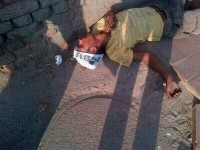 AAP volunteer drunk in some or the other place