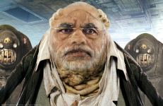 Vogon Commander Modi